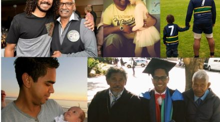 indigenous dads
