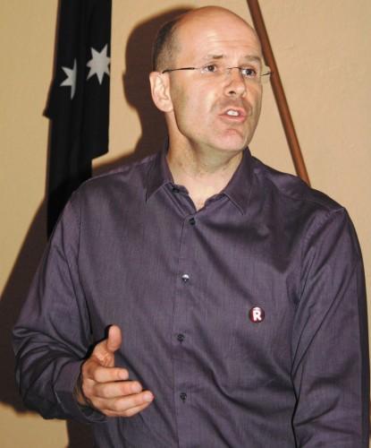 Professor George Williams