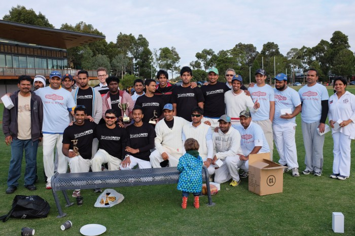 Cricketers Harmony Cup