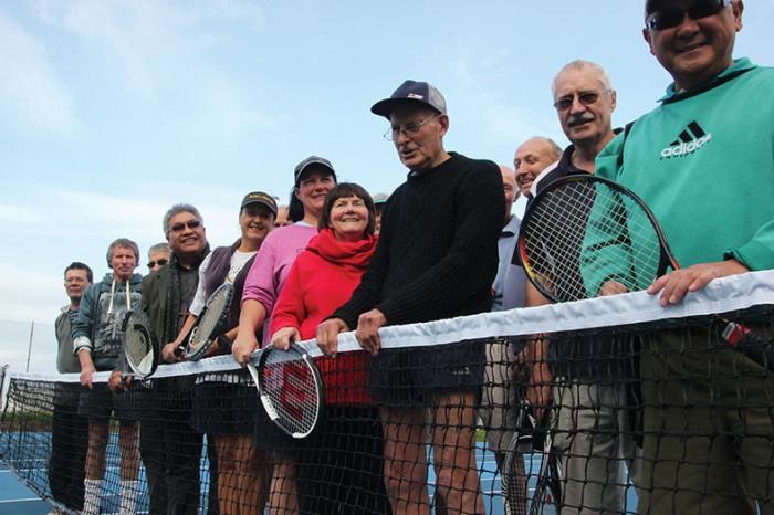 Geelong East Uniting Church Tennis club