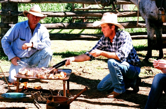Host a BBQ to support the work of Frontier Services