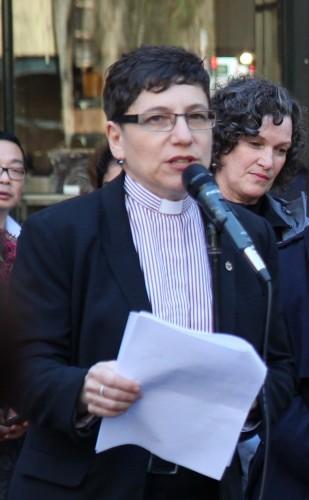 Rev Elenie Poulos