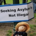 """""""Free the Children"""" installation in Melbourne"""