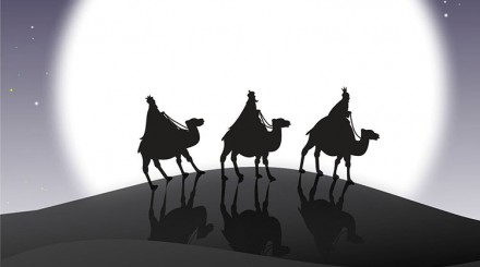 Nativity - Three Wise Men