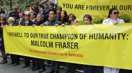 Farewell Malcolm Fraser