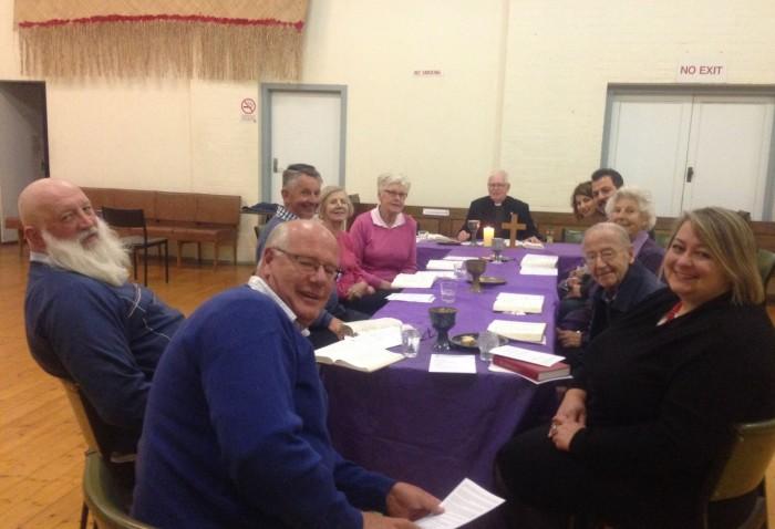 St John's Uniting Church - Maundy Thursday