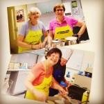 Pancake Day volunteering