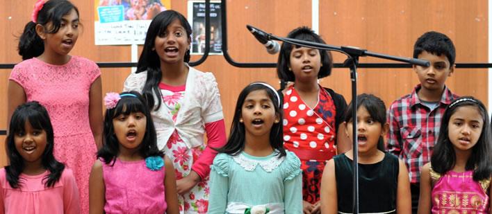 Harmony Day choir