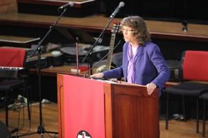 Photo of Dr Deidre Palmer