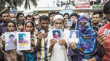 Bangladesh clothing industry