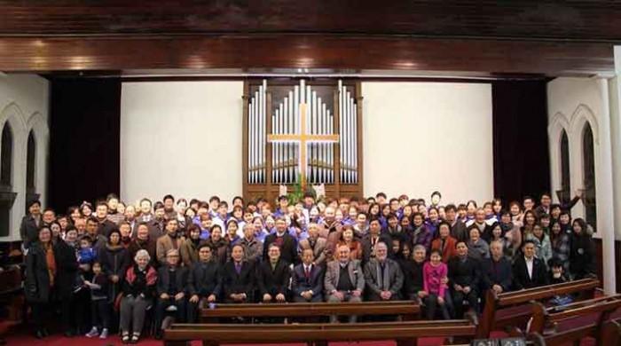 korean church of melbourne