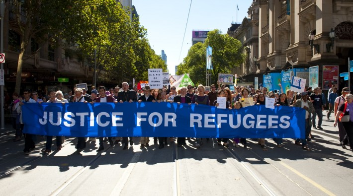 Uniting Church support for refugees