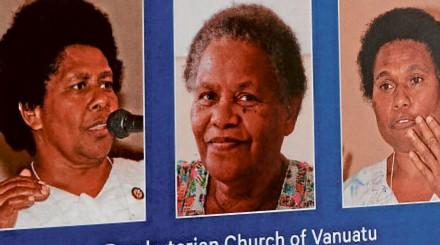 vanuatu leadership book