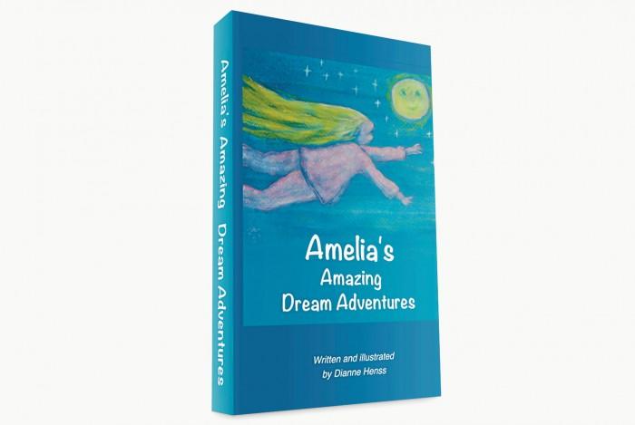 amelia's amazing dreams book cover