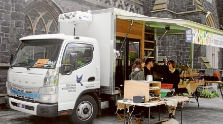 Food Justice Truck
