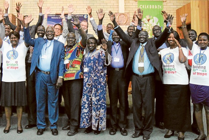 south sudanese national conference