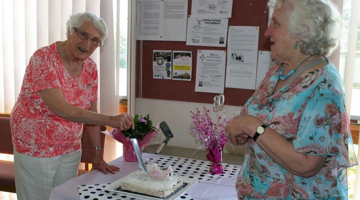 Bayswater Friendship Circle 80th birthday