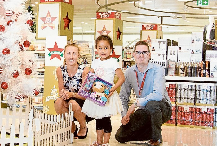 target christmas appeal