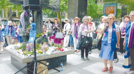 grandmothers against detention
