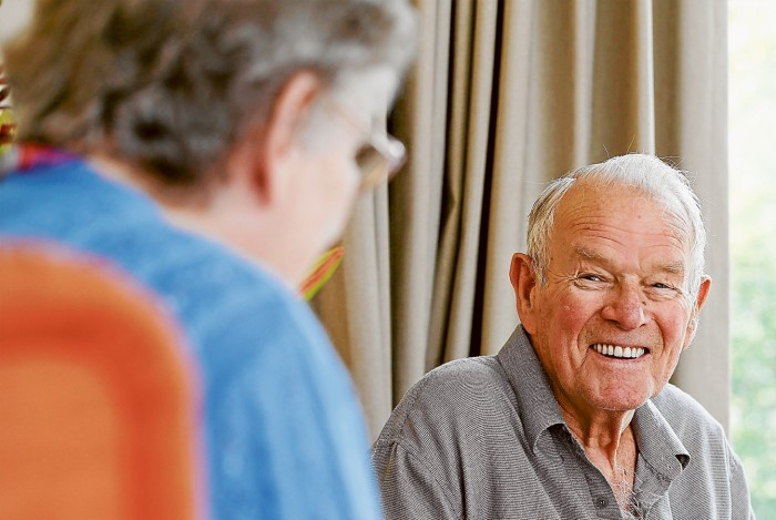 Uniting AgeWell resident
