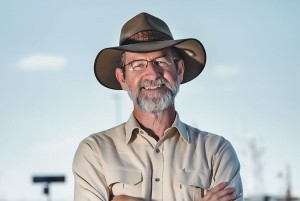 Photo of UCA President Stuart McMillan