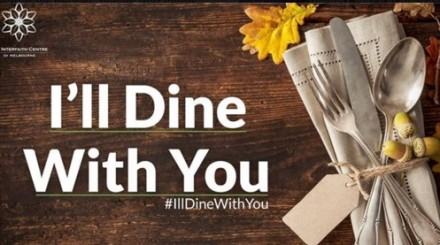 i'll dine with you