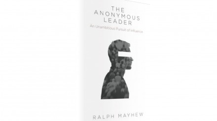 the anonymous leader cover