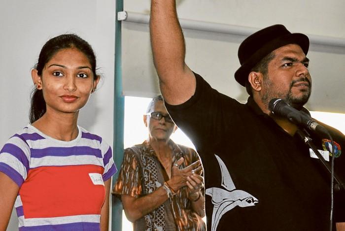 Ramzi Zain Deen and Thevuni Kottigala