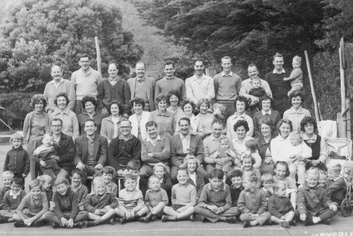 56 club in 1964
