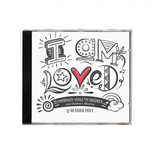 I am Loved CD cover