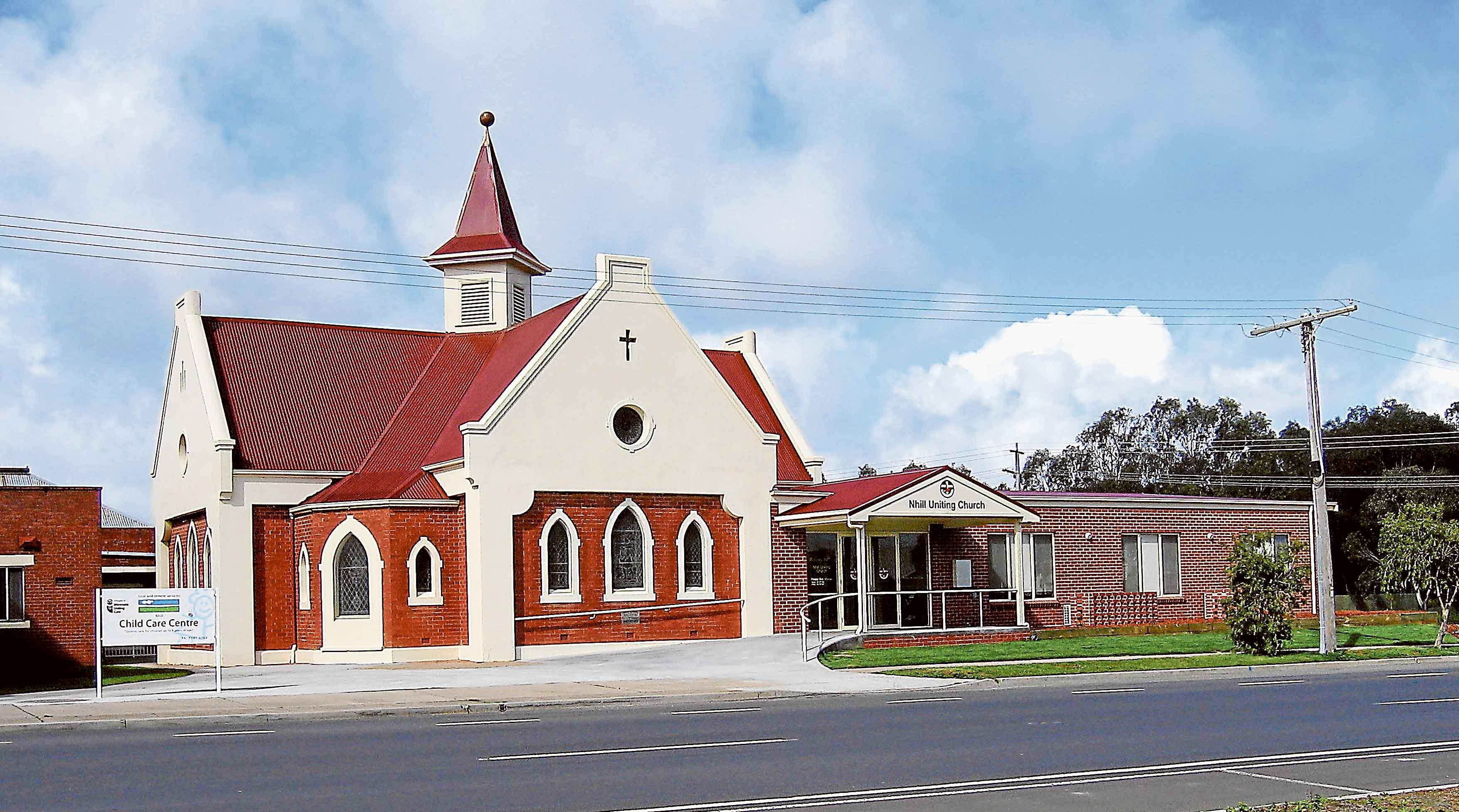 Nhill Uniting Church