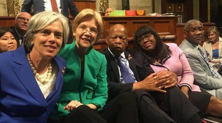 No Bill No Break  - John Lewis, Elizabeth Warren