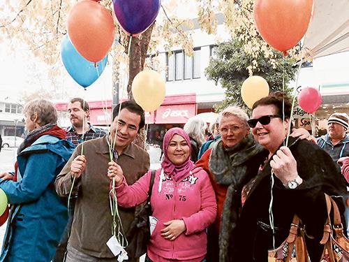 balloons in bendigo