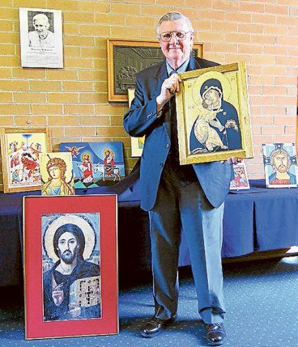Rev  Dr Rob Gallacher
