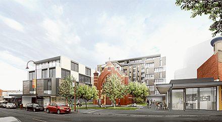 proposed burgundy st hub
