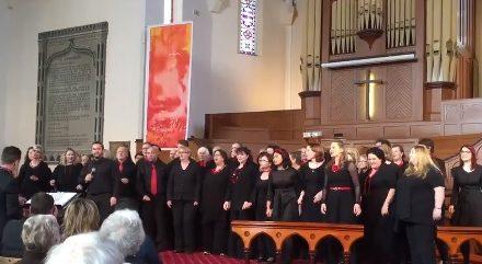 ballarat singing