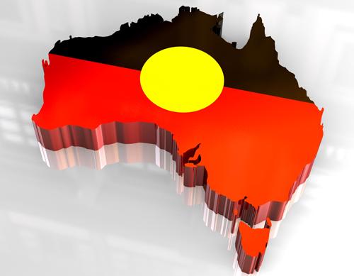 australian aboriginal writing
