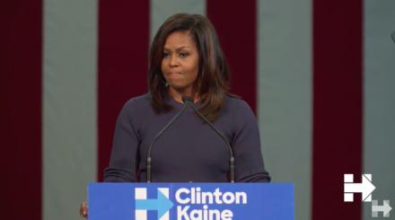 Michelle Obama New Hampshire