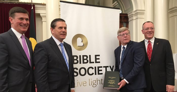 bible society celebrations