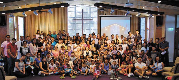ongregation of St. Albans UCA