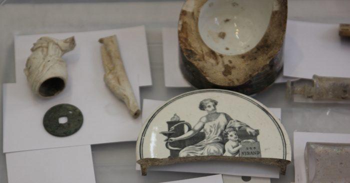 wesley artifacts