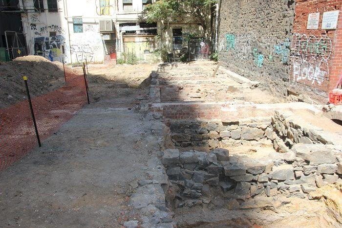 wesley dig site