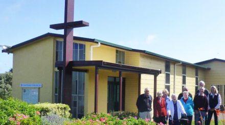 Currie church