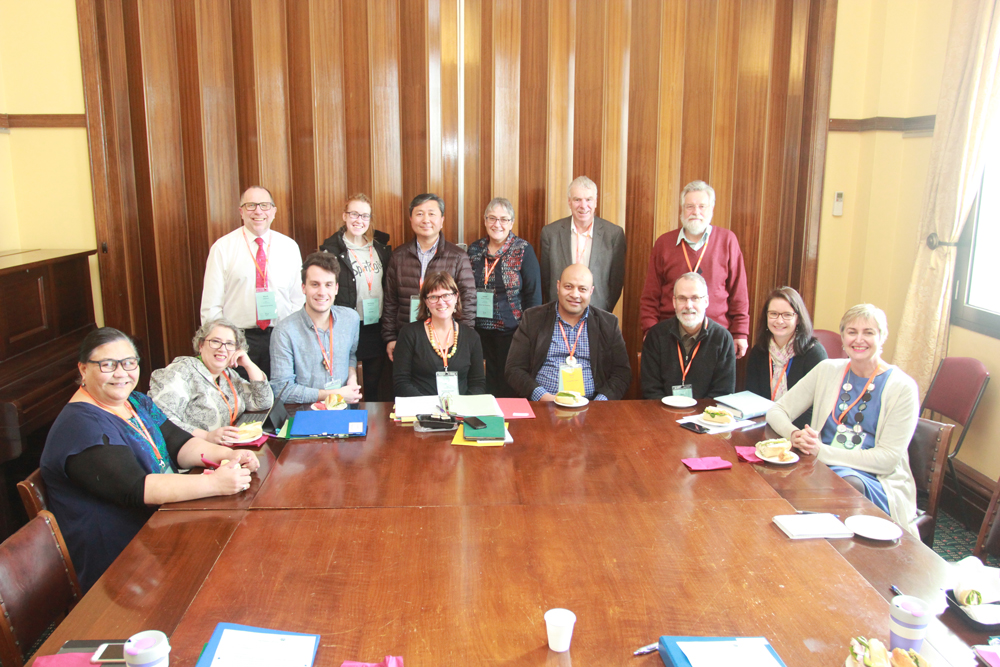 synod business committee