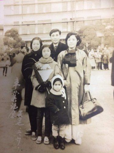 Silvia Yang family photo