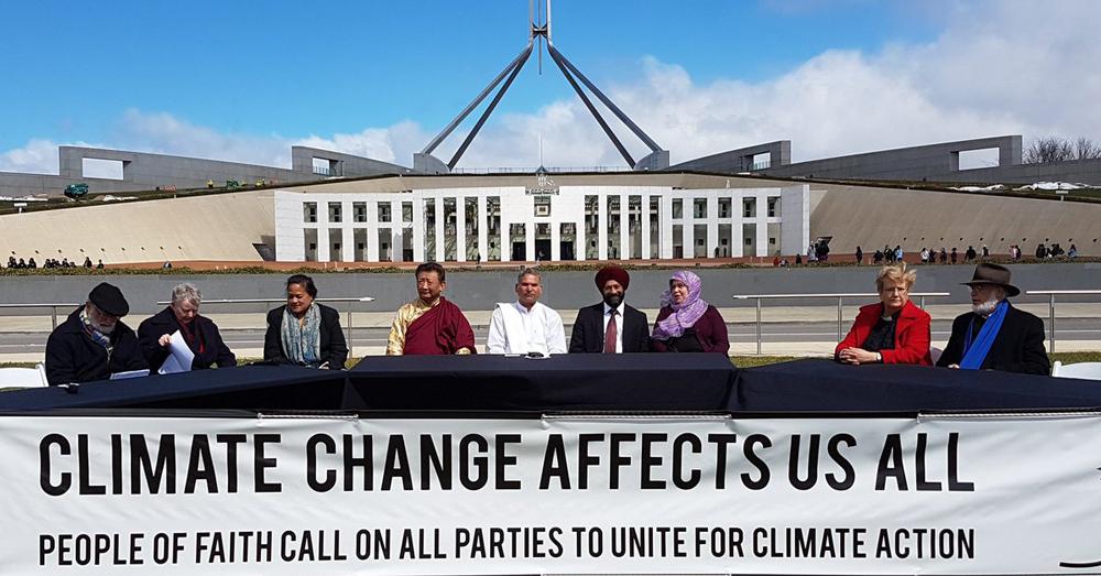 faith climate action