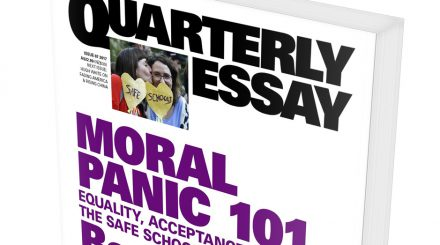 quarterly essay