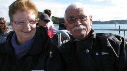 Margaret and Peter