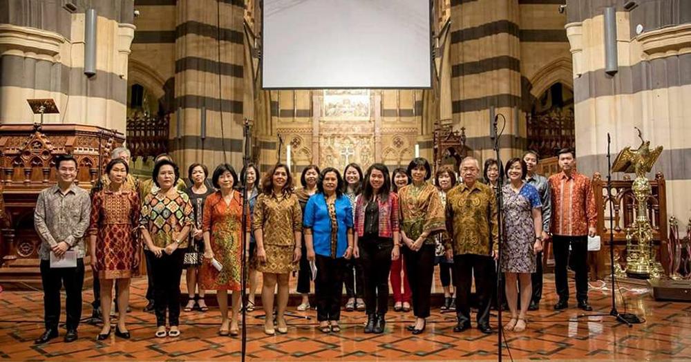 indo choir