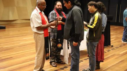 Reconciliation Week pic from UAICC Nat Conf 2018 WEB